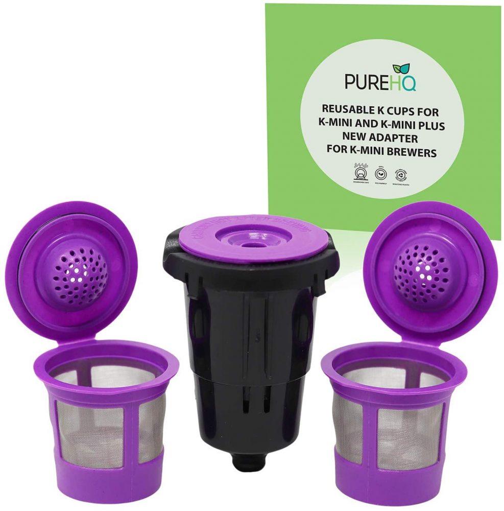 reusable k cup for keurig k mini